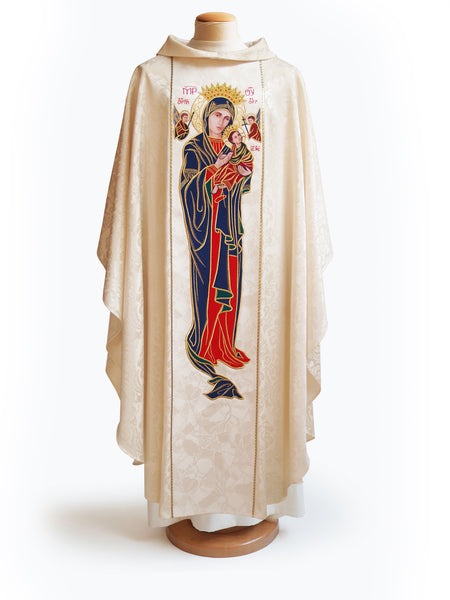 Our Lady of Perpetual Help Chasuble