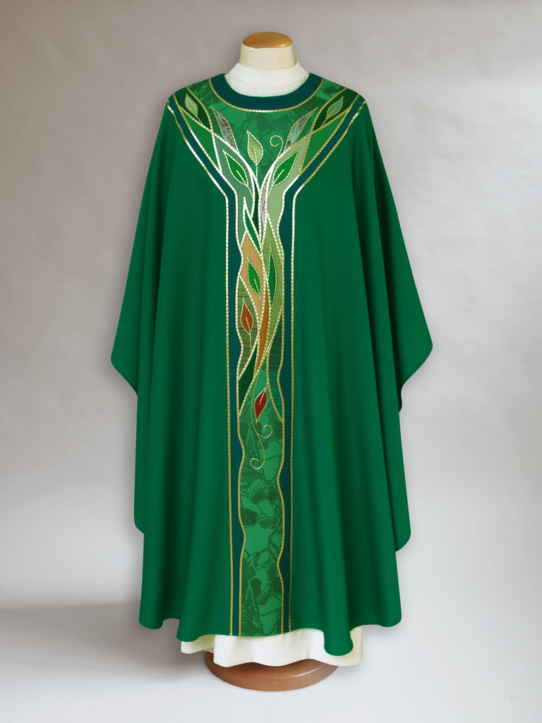 Foliage Yoke Chasuble