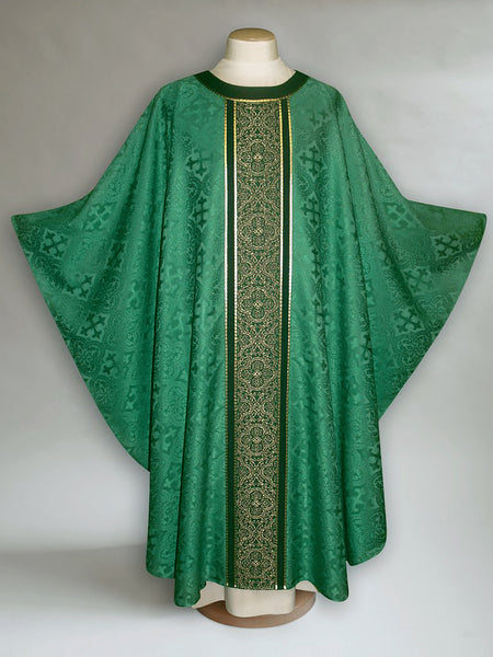 Cross Green <br> Classic Chasuble