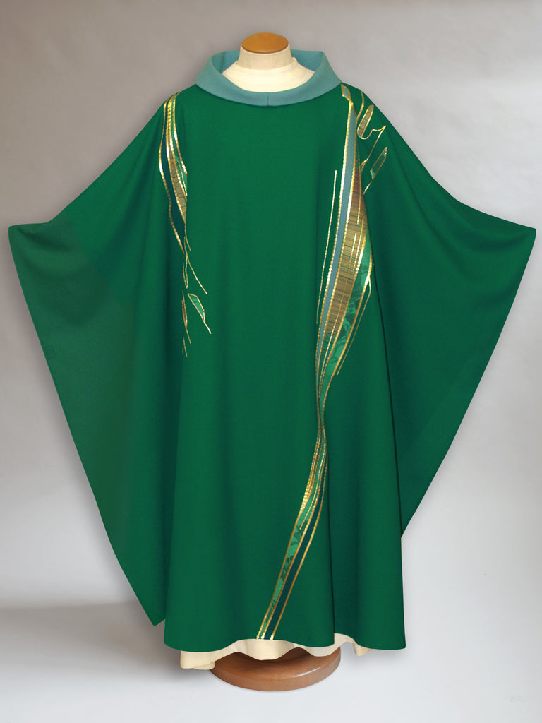 Ordinary Time Paintbrush Chasuble