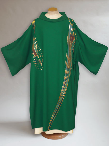 Ordinary Time Paintbrush Dalmatic