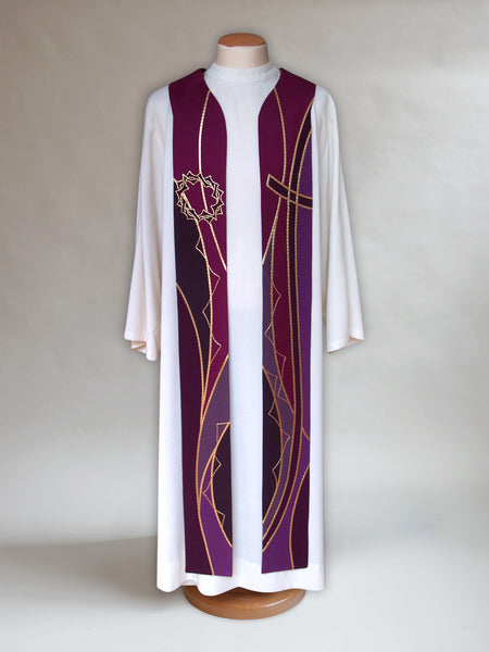 Mercy Medical Lenten Stole