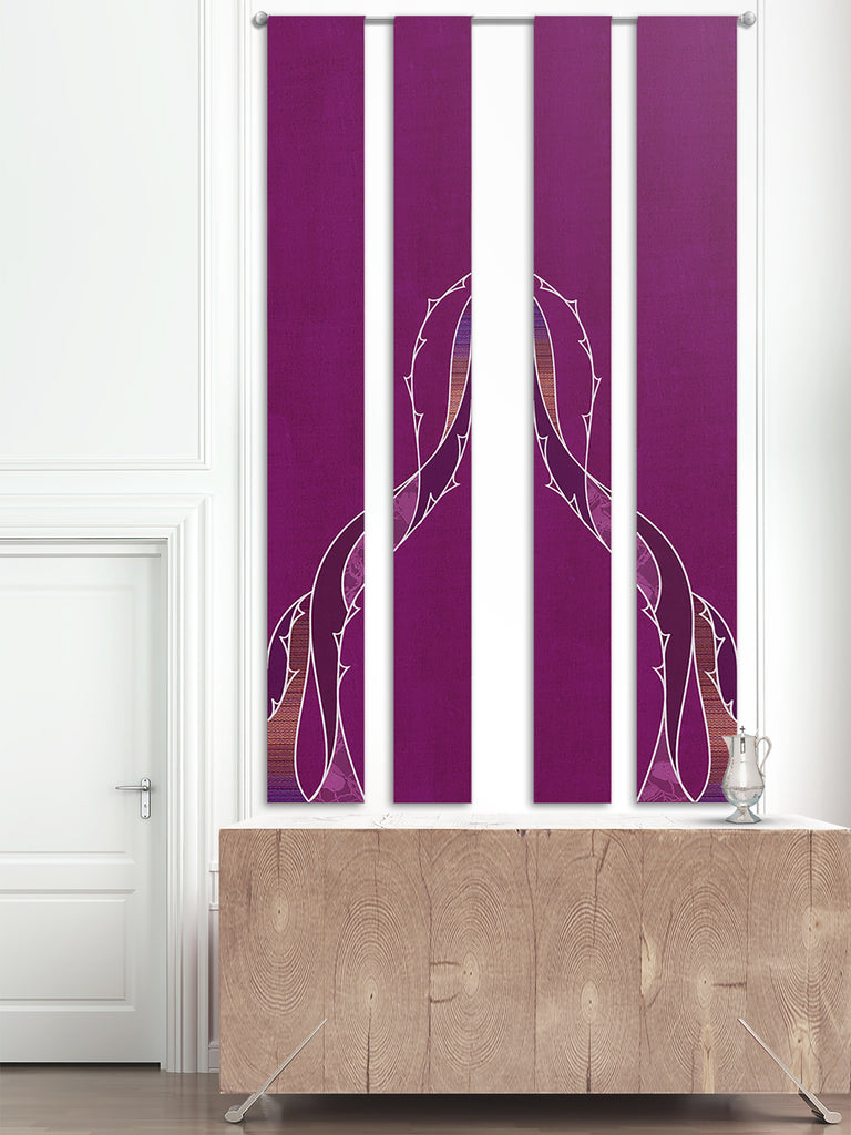 Lenten Wall Hangings