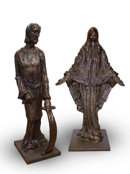 St. Joseph the Worker <br> & St. Mary