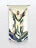 Risen Christ Wall Hangings