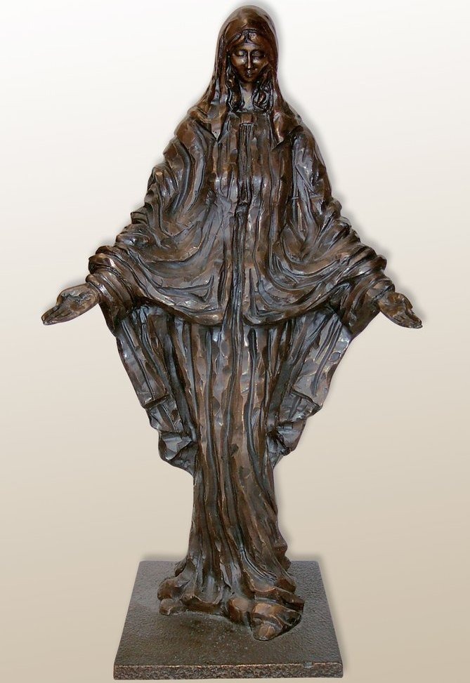 St. Mary Bronze Sculpture
