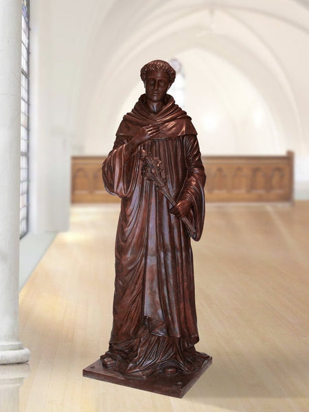 Life Size St Anthony of Padua Sculpture
