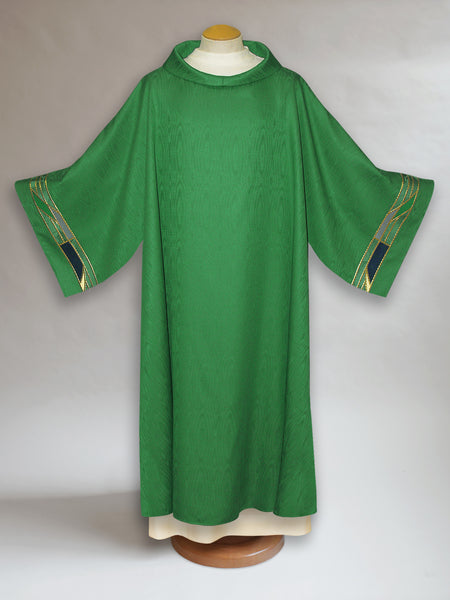 Ordinary Time Stained Glass Dalmatic