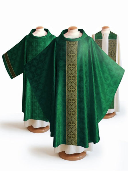 The Francis Classic Lucia Green & Brocade Green Collection
