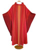 Bramante Woven Red Chasuble