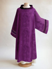 The Francis Classic Bella Purple Chasuble and Dalmatic