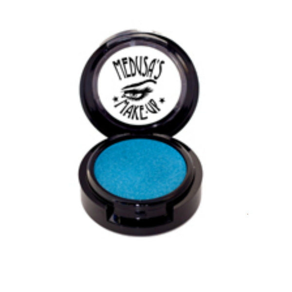 Electro Turquoise Eyeshadow, Make-Up, Midnight's Attic - Midnight's Attic