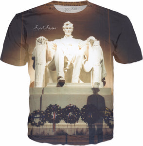 Young Mr. Lincoln T-Shirt