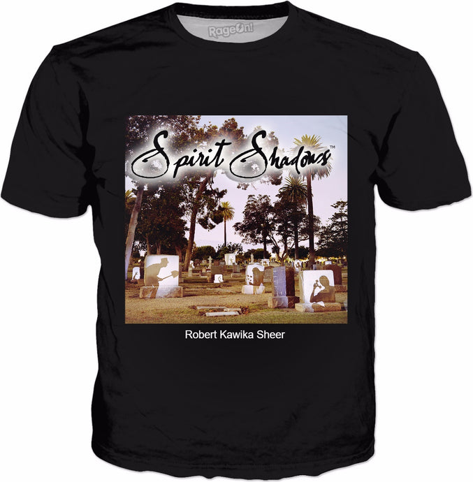 Graveyard Spirits T-Shirt (Black)