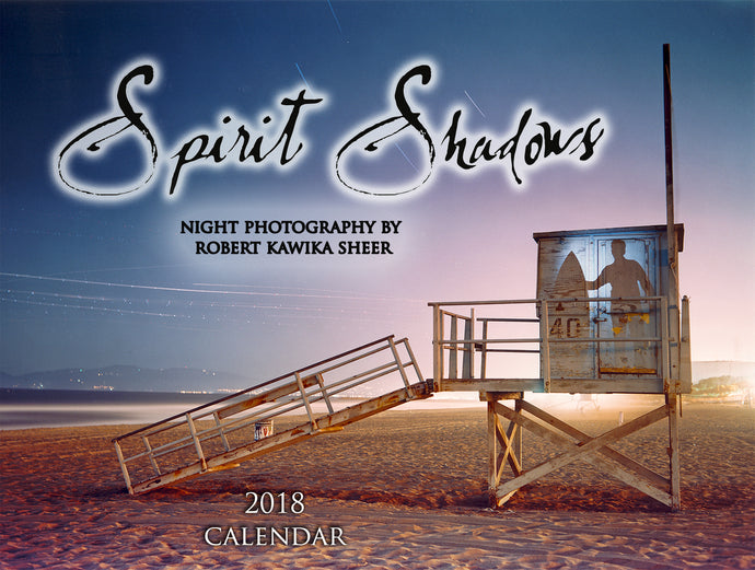2018 Spirit Shadows Calendar