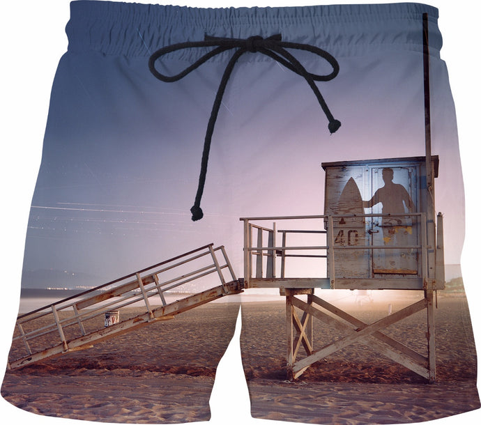 Spirit Surfer Swim Shorts