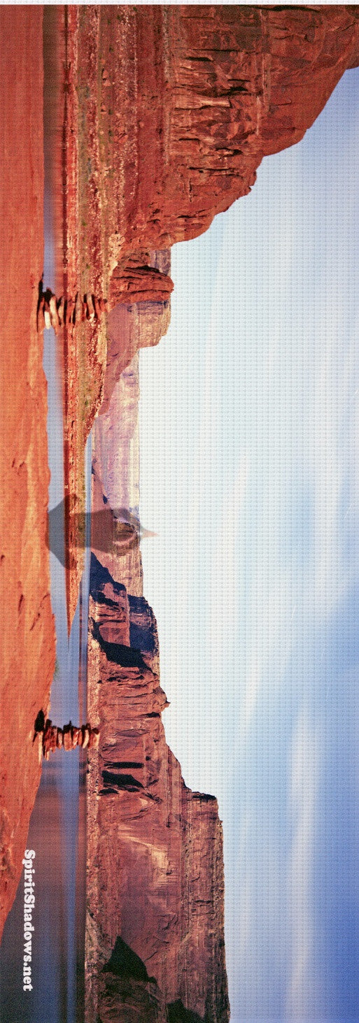 Yoga Mat - Yoga Spirit at Lake Powell
