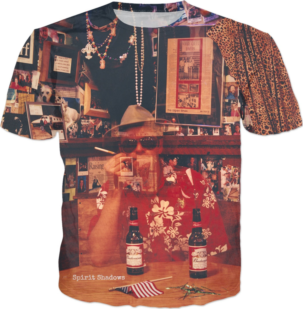 The Spirit of Hunter S. Thompson T-Shirt