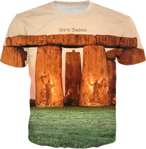 The Spirits of Stonehenge T-Shirt