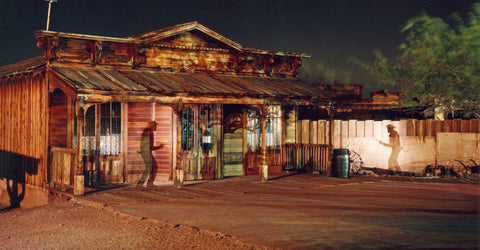 Calico Ghost Town Gunfight
