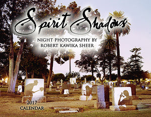 2017 Spirit Shadows Calendar