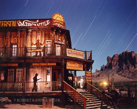 Goldfield Ghost Town Spirits