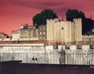 Sherlock Holmes at the Tower of London