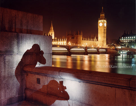 Spirit Photographers at Big Ben