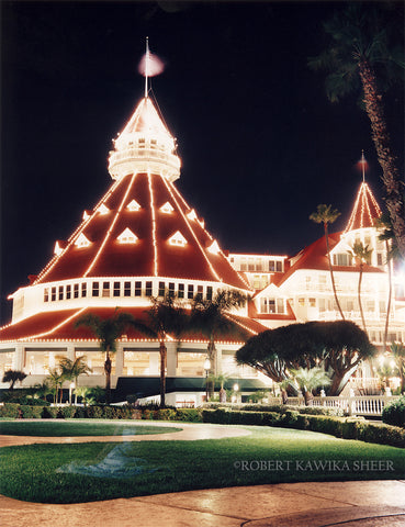The Spirit of Kate Morgan at the Hotel Del Coronado