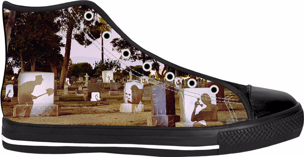 Graveyard Spirits Shoes