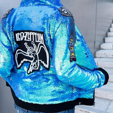 Stairway to Stardust Love Rockstar Jacket - Led Zeppelin - Rock n Roll Hoodie