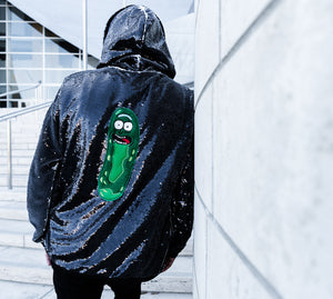 Rick n Morty Stardust Jacket - Rick and Morty - Stardust Hoodie