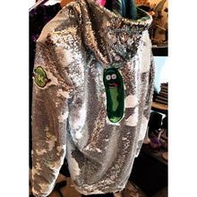 "Load image into Gallery viewer, ""I'm Pickle Rick!"" Star Jacket - Stardust Love"
