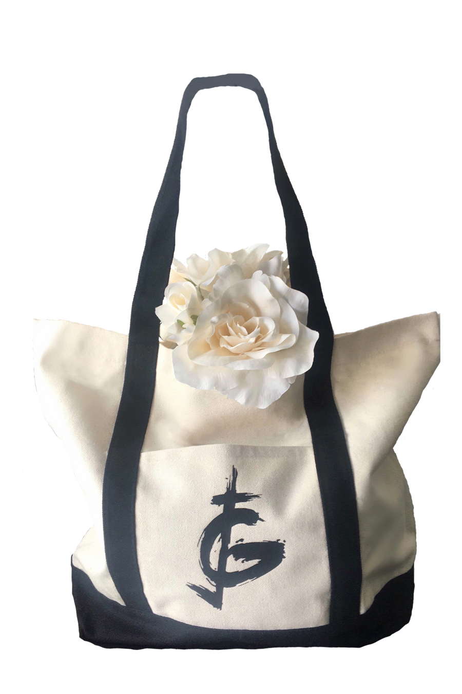 Goldie Canvas Tote