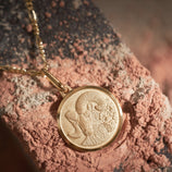 Load image into Gallery viewer, Aries Pendant - Gold Vermeil