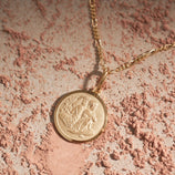 Load image into Gallery viewer, Gemini Pendant - Gold Vermeil