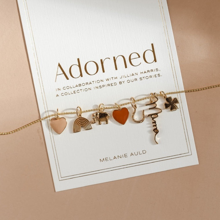 Adorned - Gold Vermeil