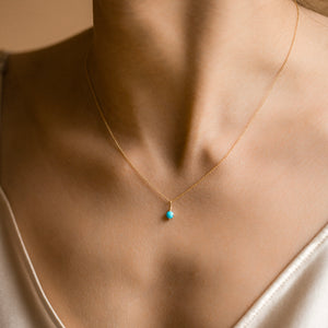 Coveted Turquoise Pendant