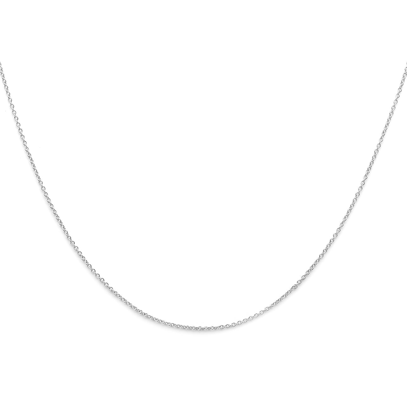 Cable Chain - Sterling Silver
