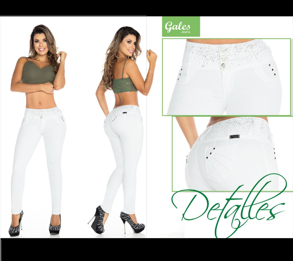 238a1468f1 100% Authentic Colombian Push Up Jeans 9288 by GALES (R) - JDColFashion.
