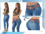 100%  Authentic Colombian Push Up Jeans 1732-2 by Muranos - JDColFashion.com