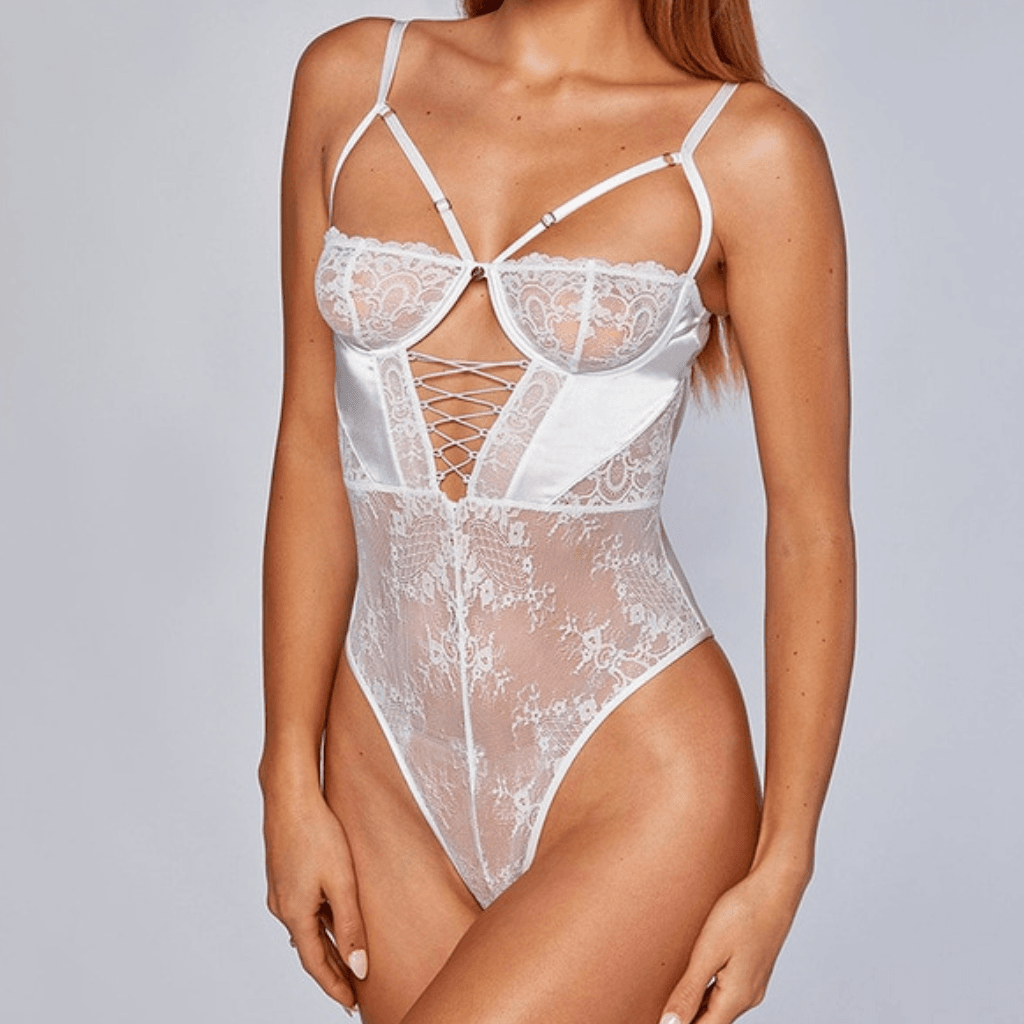 Sheer Bliss - Heartbreaker Swimwear