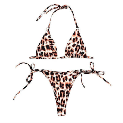 Wild Cheetah - Heartbreaker International - Two Piece