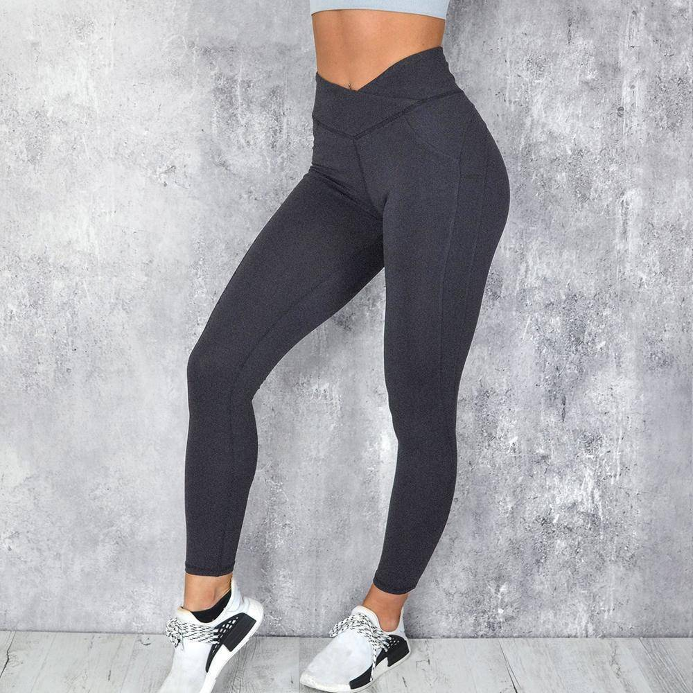 Performance Side Stitched Leggings - Heartbreaker International - Active