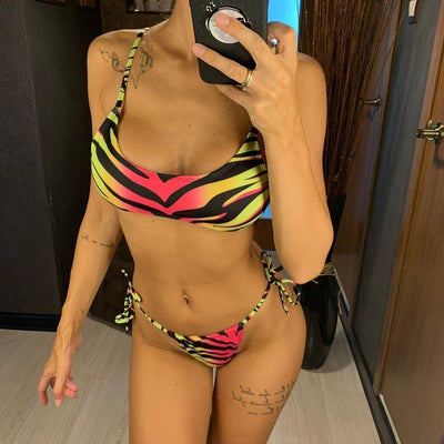 Sunset Beach - Heartbreaker International - Two Piece