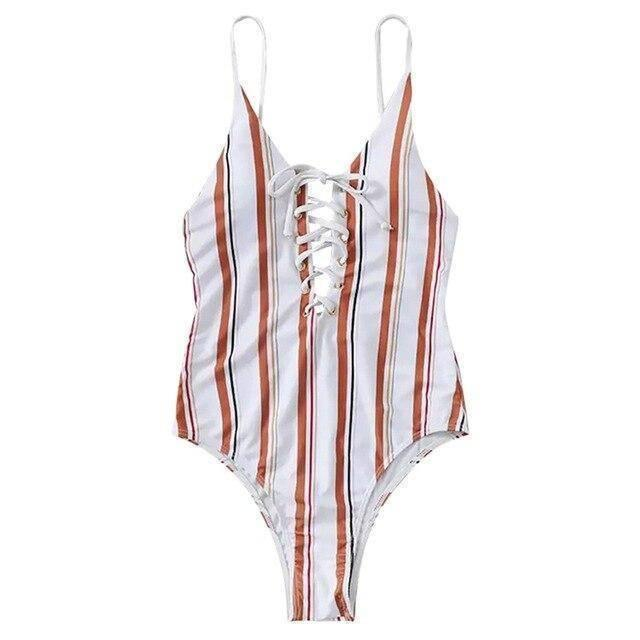 Railay Beach - Heartbreaker International - One Piece Swimsuit