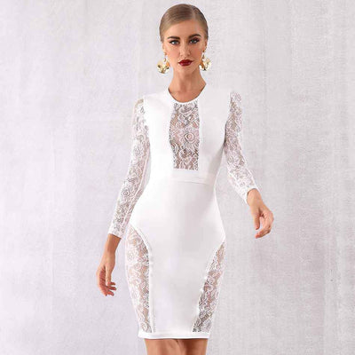 Laced Ritz Dress - Heartbreaker International - Summer Dress
