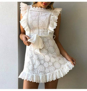 Ruffled Princess - Heartbreaker International Summer Dress