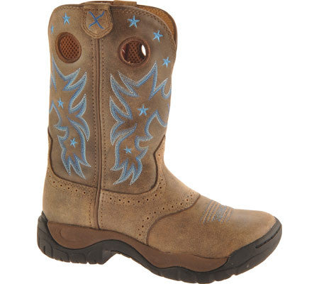 Twisted X Womens All Around Boot K Toe Bomber/Bomber Cowgirl Boot - silveradowesternwear - 1