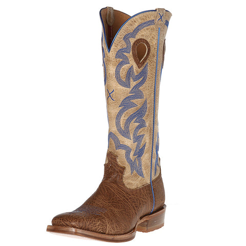 Men's Twisted X Buckaroo Saddle Cowboy Boots - silveradowesternwear - 1